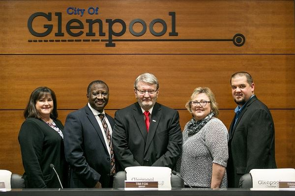 Glenpool City Council